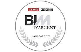 A26 BLM A26 lauréat du BIM d'argent 2020 !